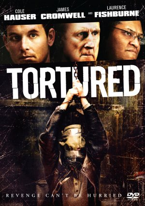 The Media Chronicles TORTURED DVD Cover Adam Lebovitz