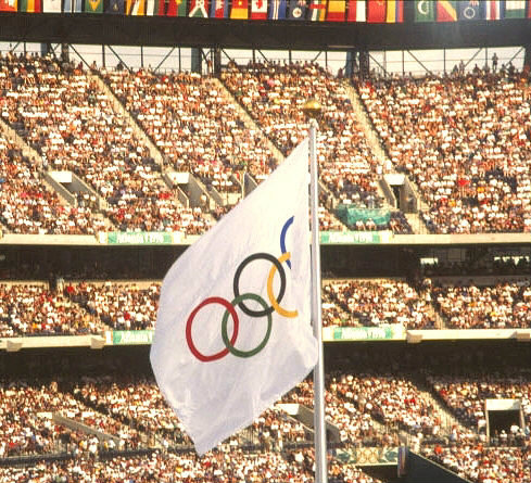1996 Atlanta Olympics Sport Production