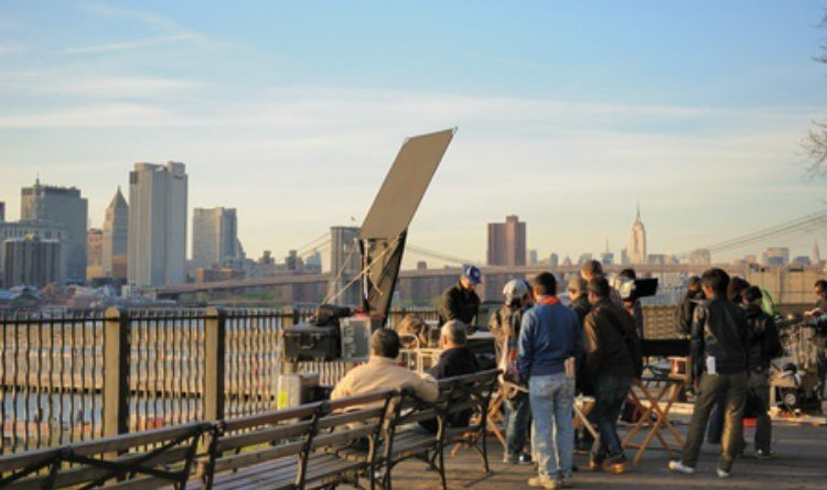 Made in NY filming in New York City_The Media Chronicles