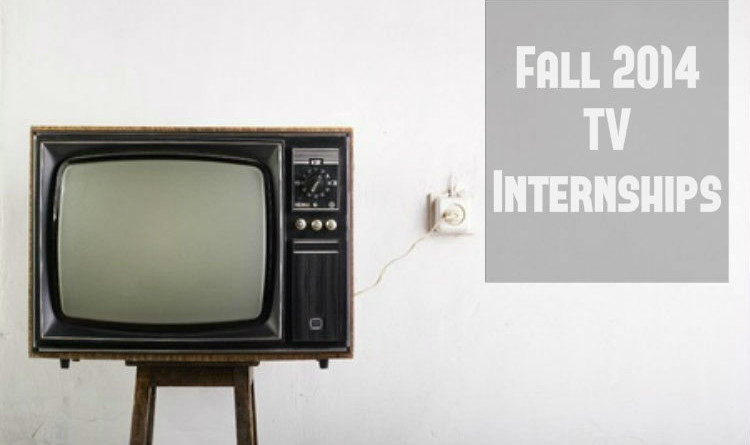TV Internships Fall 2014_the media chronicles